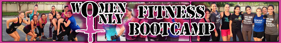 Women Only Fitness Bootcamp in Miami and Weston